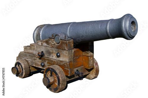 old spanish cannon Fototapete