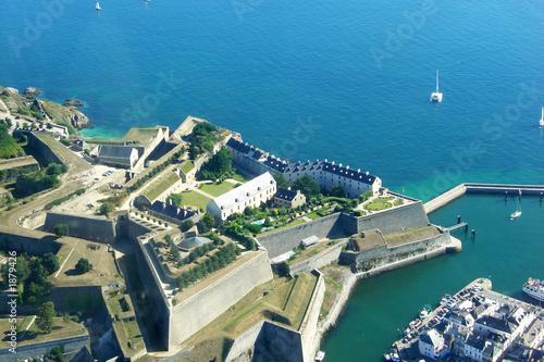 Canvas Print citadelle vauban