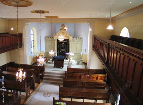 Obraz na plátně synagogue