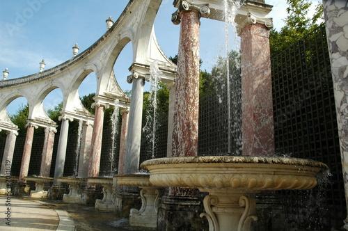 Fotografía la colonnade