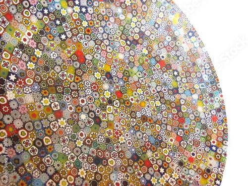 Canvas Print murano glass