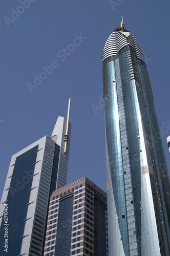 towers Fotobehang