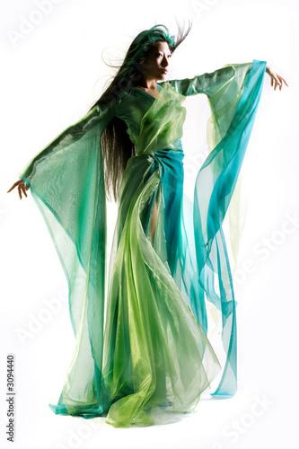 Obraz na płótnie sorceress