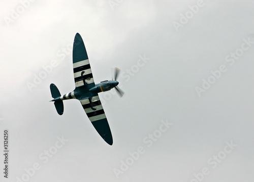 Obraz na płótnie spitfire mark 18