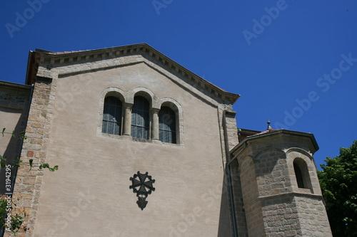 Fotografia temple à la croix huguenote