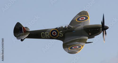 Fotografia supermarine spitfire