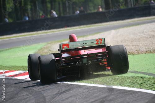 old formula 1 back