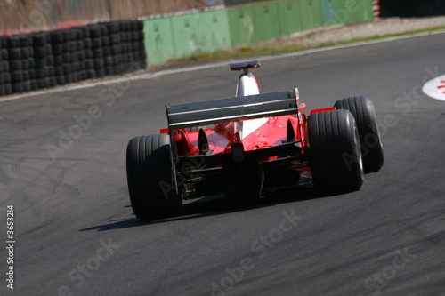formula 1 back