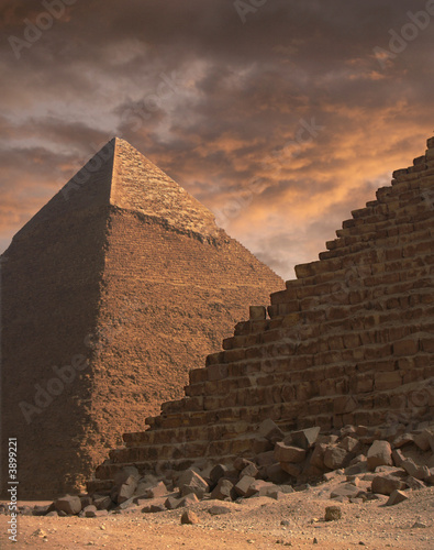 Giza darkness #3899221