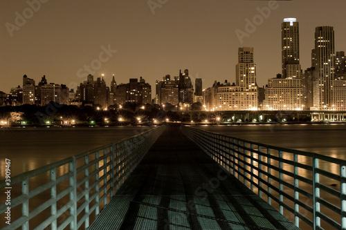 Bridge to Manhattan #3909467