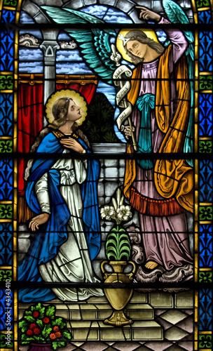 Photo The Annunciation of Gabriel