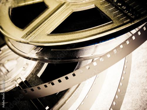 Film reels #4558020