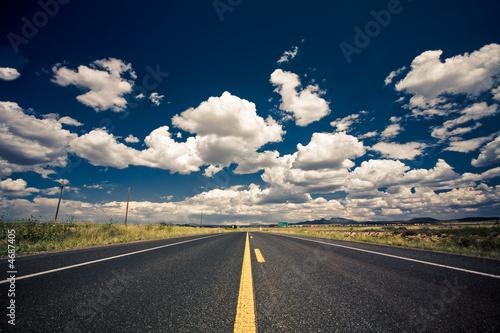 Carta da parati Highway 2