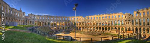 Fotografija Pula Amphitheater