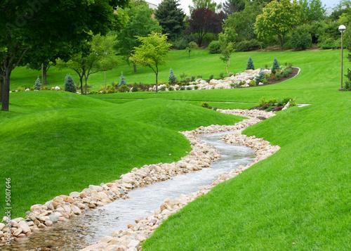 Fototapeta zen garden