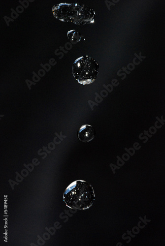 Obraz na płótnie gravitation