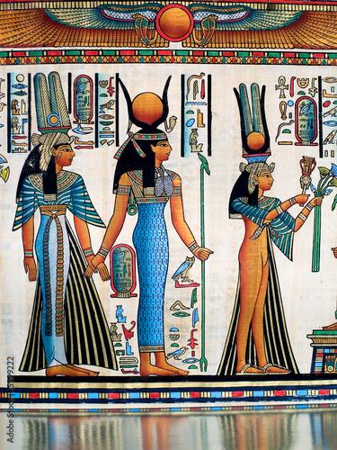 Egyptian papyrus #5999222
