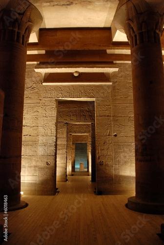 The Philae temple, Egypt #6018463