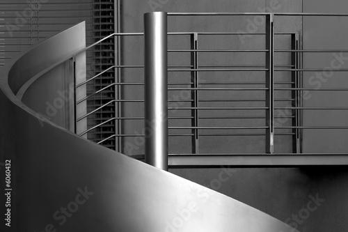 Fotografia Banister