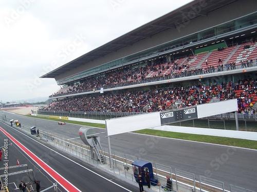 test à barcelone 2008
