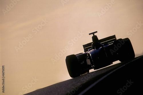 Abstract Motor Sport