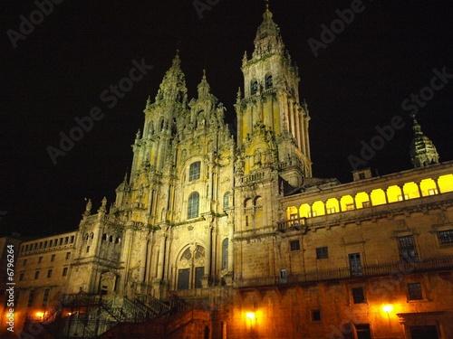 Stampa su Tela Santiago de Compostela 24