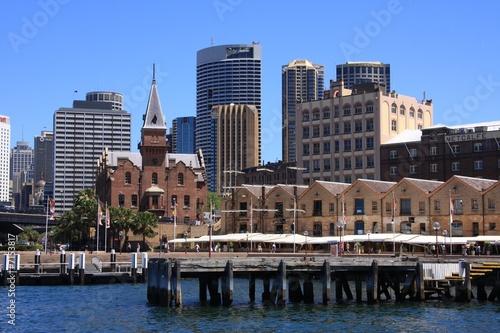 The Rocks , Sydney