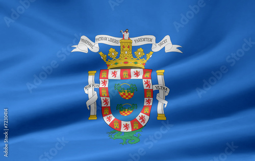Melilla Flagge