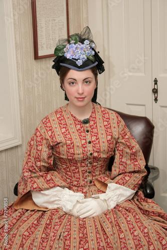 Fotografia civil war era woman