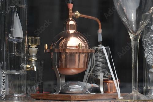 Obraz na płótnie distillatore