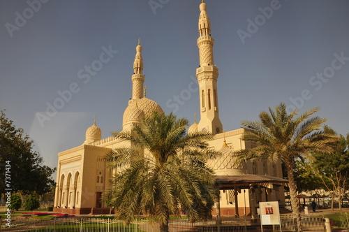 Mosquée Fotobehang