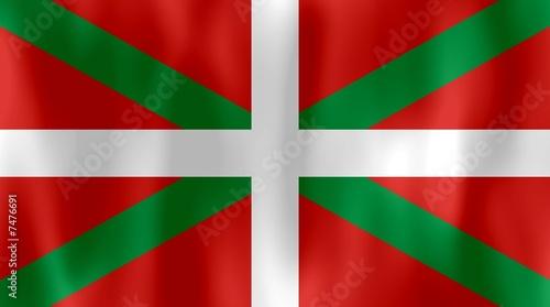 drapeau basque flag #7476691