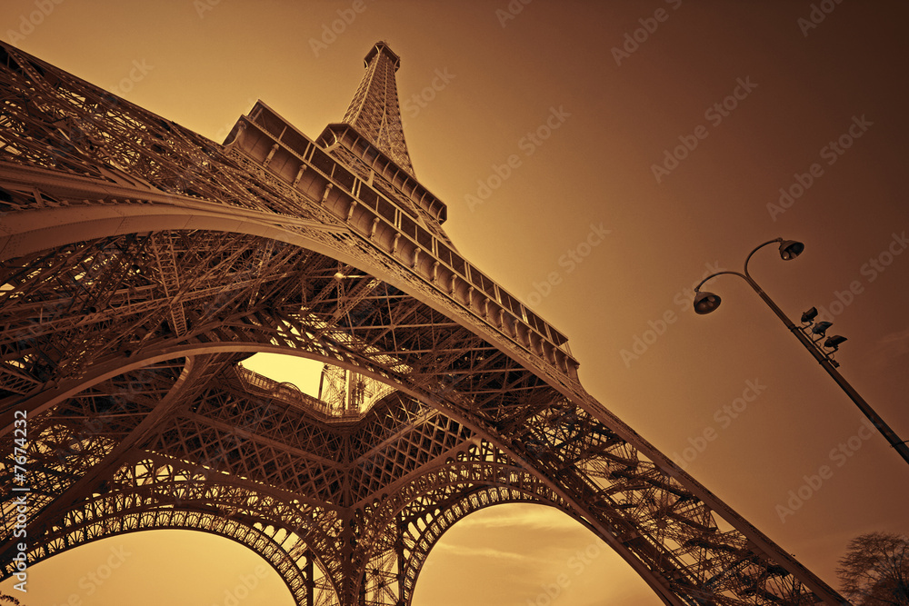 Leinwandbild Motiv - Marta : Paris