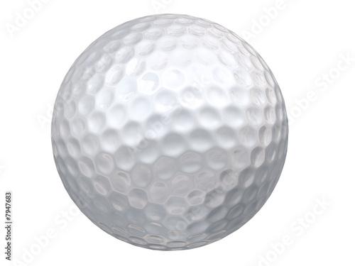 Fotografie, Obraz Golf Ball
