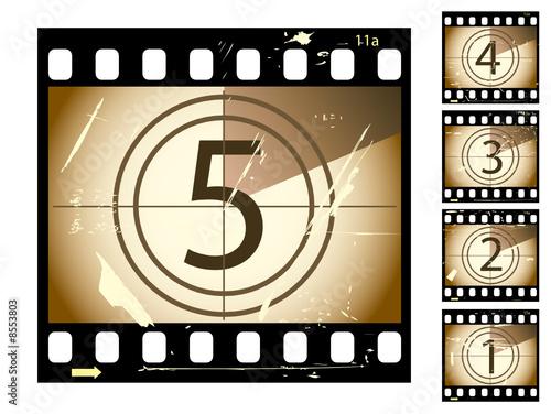 grunge film countdown #8553803