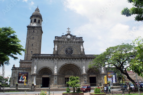 Cathedral in Intramuros