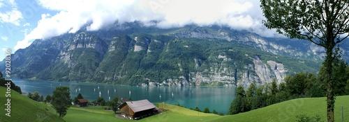 panorama in Svizzera