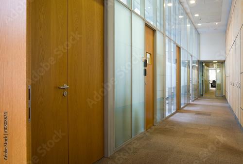 Photo Empty corridor