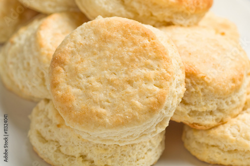 Obraz na plátně Buttermilk Biscuits