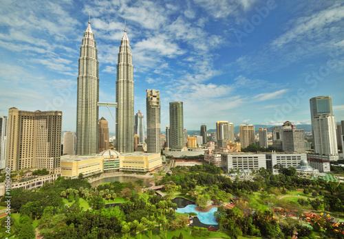 Petronas Twin Towers in Malaysia #11550062