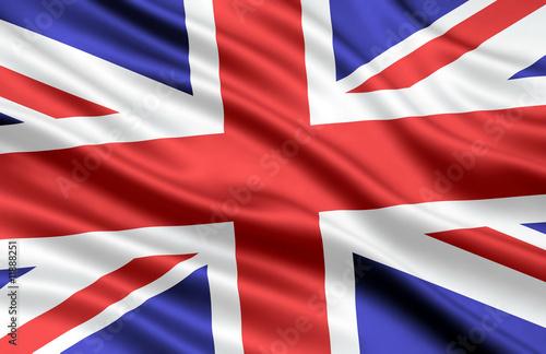 Canvas Print Union Jack