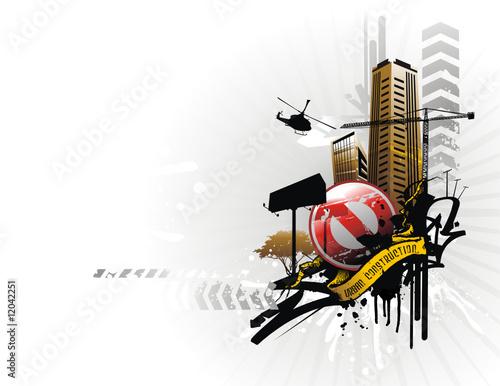 Urban vector composition