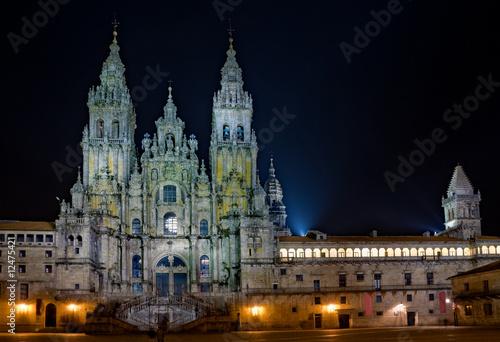 Photographie Catedral de Santiago de Compostela