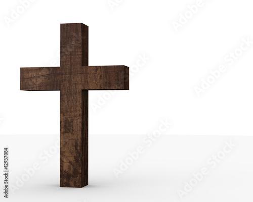 Canvas-taulu Cross