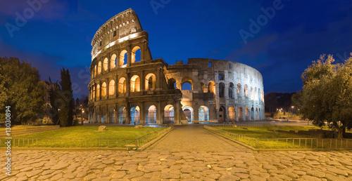 Colosseo, Roma Fototapeta