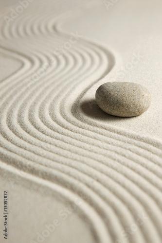 Photo Zen stone