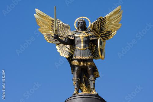 Foto archangel Michael in Kiev