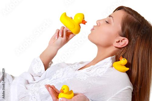 Slika na platnu Duck1