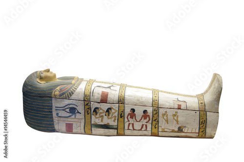 Wallpaper Mural sarcophagus
