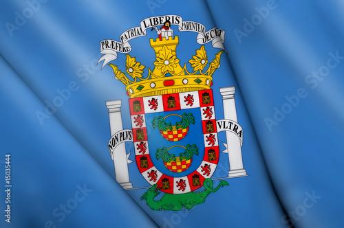 Flag pin - Melilla (SPAIN)